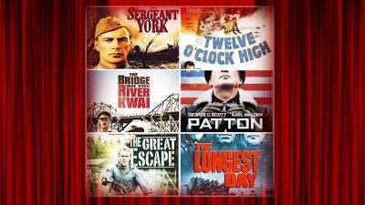 Classic War Movie Series