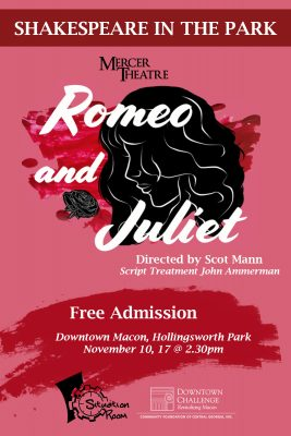 Shakespeare in the Park - Romeo and Juliet
