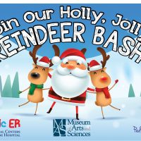 Holly Jolly Reindeer Bash