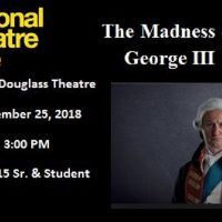 """THE MADNESS OF GEORGE III"""