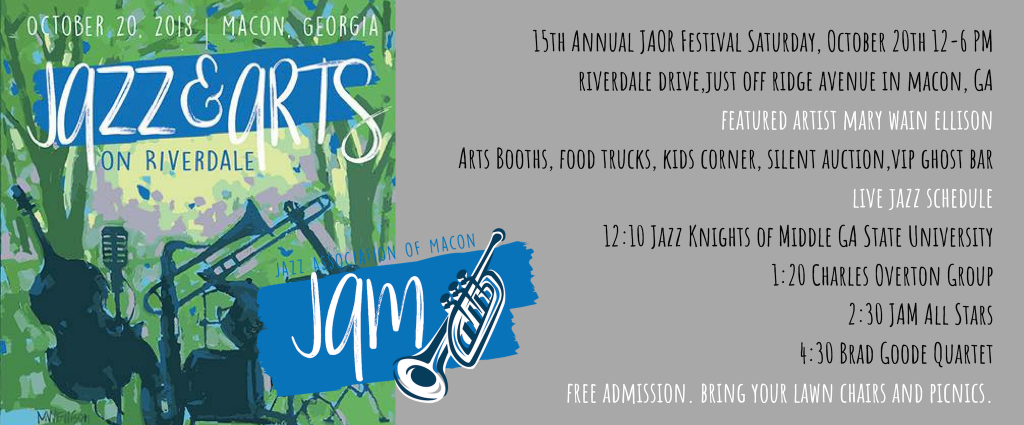 15th Annual Jazz & Arts on Riverdale