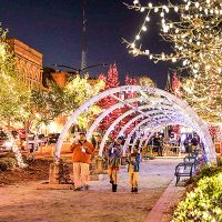 Holiday Light Show Extravaganza with Macon Pops!