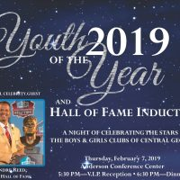 Youth of the Year and Hall of Fame Induction