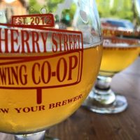 Cherry Street Brewing Tap Takeover - Food Truck - Campfire Jam