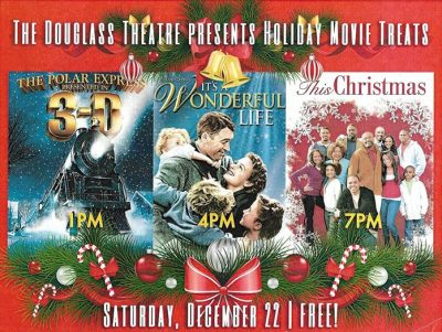 The Douglass Theatre Presents...Holiday Treats