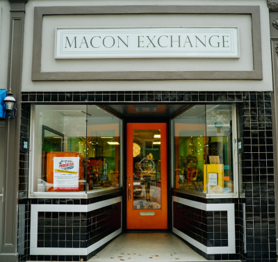 Macon Exchange Pop-up Shop