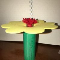 Butterfly Feeder Kids' Craft