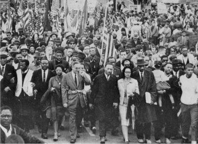 Ranger Talk-Black History Month-Civil Rights Movem...