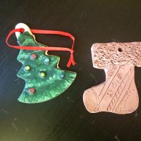 Clay Ornaments for Kids