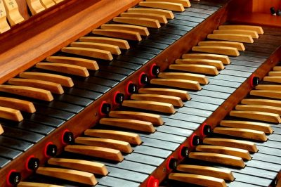 Third Thursday Organ Interlude and Lunch - Decembe...