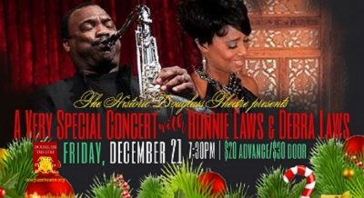 A VERY SPECIAL CONCERT WITH RONNIE & DEBRA LAW...