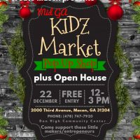 U Create Macon Kidz Market