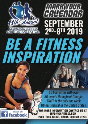 Georgia Wellness and Fitness Festival