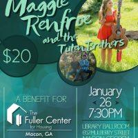 A Night with Maggie Renfroe: Fuller Center Benefit
