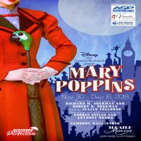 "Theatre Macon's ""Mary Poppins"""