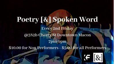 Poetry & Spoken Word