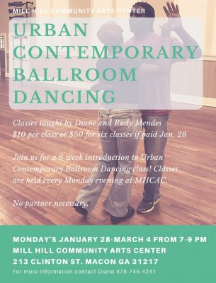 URBAN CONTEMPORARY BALLROOM DANCING