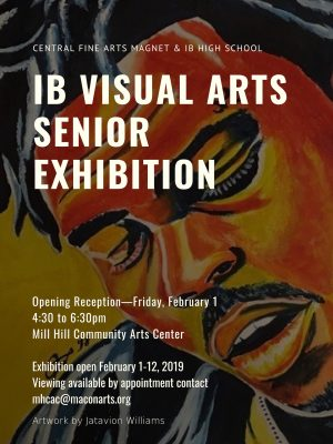 IB VISUAL ARTS SENIOR EXHIBITION