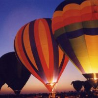 Tunes and Balloons Festival Finale