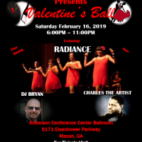 "Valentine's Ball 2019 ""Black tie"" Affair - For the Love of Soul"