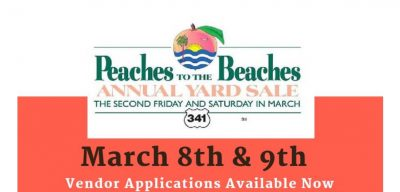 Peaches To The Beaches