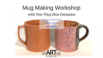 January Mug Making Workshop