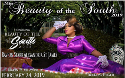 MISS BEAUTY OF THE SOUTH 2019 PAGEANT