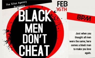 BLACK MEN DON'T CHEAT