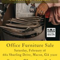 HMF Spring Cleaning Flea Market Sale