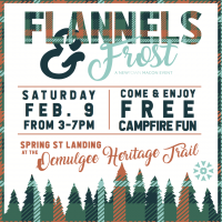 Flannels & Frost: The Wintervention