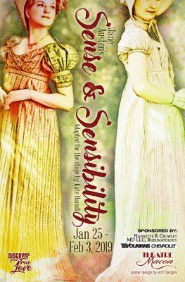 """Theatre Macon's """"Sense and Sensibility"""""""