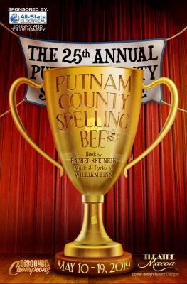 "Theatre Macon's ""The 25th Annual Putnam County Spe..."