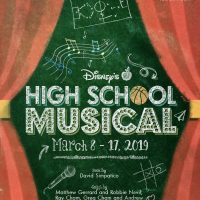 "Theatre Macon's YAC production of ""Disney's High School Musical"""