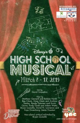 "Theatre Macon's YAC production of ""Disney's High S..."