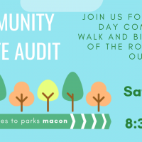 Community Route Audit: Safe Routes to Parks Macon