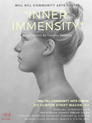 Inner Immensity an Exhibition by Franklin Delgado