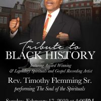 Tribute to Black History Concert