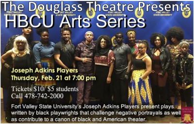 HBCU ARTS SERIES : JOSEPH ADKINS PLAYERS