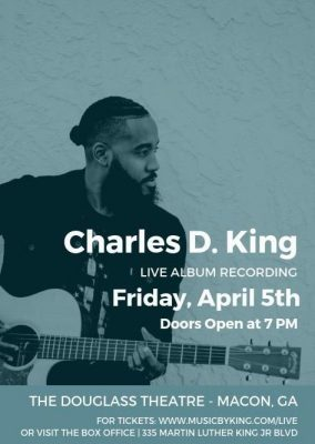 CHARLES D. KING