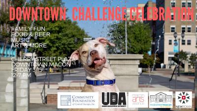 Downtown Challenge Celebration