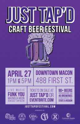 2019 Just Tap'd Craft Beer Festival