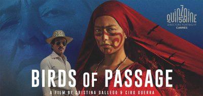 "Macon Film Guild Presents: ""Birds of Passage"""