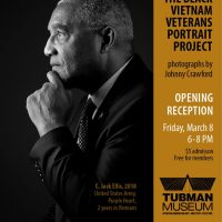 The Black Vietnam Veterans Portrait Project