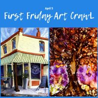First Friday Art Crawl