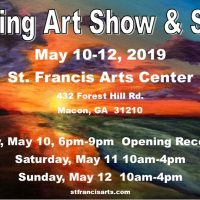 Spring Art Show & Sale