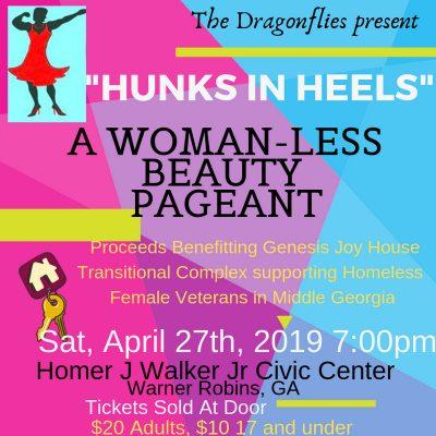 Hunks In Heels