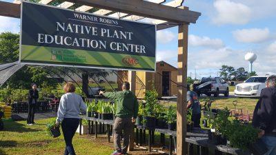 Warner Robins Spring Plant Sales