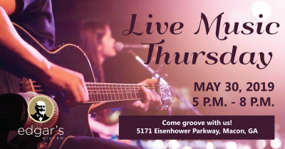 Live Music at Edgar's Bistro