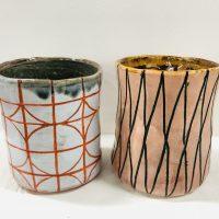 Geometric Patterns Cup