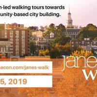 Jane's Walk 2019- Tour of Progress in Downtown Macon